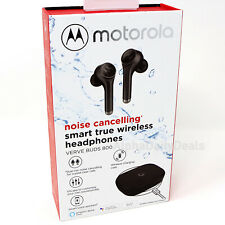 Works with Apple Boxgear Motorola Electrify M XT905 Bluetooth Headset in-Ear Running Earbuds IPX4 Waterproof with Mic Stereo Earphones Samsung,Google Pixel,LG CVC 6.0 Noise Cancellation