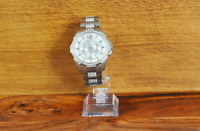 Guess W0286L1 Intrepid Crystal Stone Encrusted Chronograph Ladies Watch (171A)