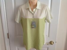 Page & Tuttle women's  golf shirts cool swing NWT size M style P16S39 MSRP $59