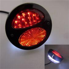 12V Motorcycle 35LED Tail Light red ( Brake Light)+white (License Plate Light)