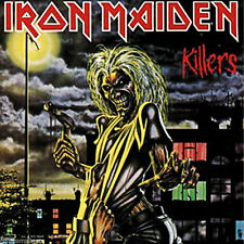 IRON MAIDEN - Killers [ECD] - New Sealed CD
