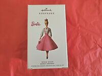 Hallmark 2018 Soda Shop Barbie Keepsake Ornament
