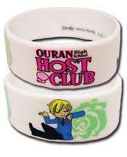 *NEW* Ouran High School Host Club Chibi Tamaki Suou PVC Wristband