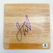 JASON KIDD - Signed FLOORBOARD Floor Suns Nets Mavericks Mavs Auto Global GAI