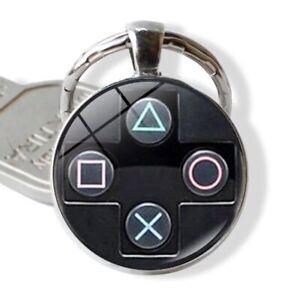 PlayStation PS4 Keyring Funny Novelty Gaming Christmas Gift Birthday Present