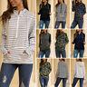Women Hoodies Hooded Long Sleeve Tops Casual Sport Pullover Jumper Sweatshirts