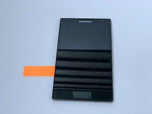 "Lenovo Tab S8 (S8-50F) 8"" Tablet - 16GB, Wi-Fi, Android 5.0, Black"