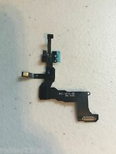 Proximity Sensor Light Motion Flex Cable w/ Front Face Camera For iPhone 5C!!