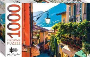 1000 Piece Jigsaw Puzzle - Lake Como, Lombardy, Italy