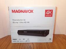 NEW Magnavox Blu-Ray Ultra HD 4k Player – MBP6700P
