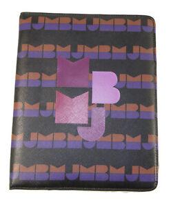 Marc Jacobs Eazy Tech MBMJ Tablet Case in Dark Ultra Violet Multi
