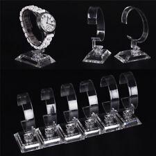 Clear Acrylic Bracelet Watch Display Holder Stand Rack Retail Shop Showcase Yjzk