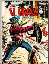 ¤ EL BRAVO n°54 ¤ 1982 MON JOURNAL