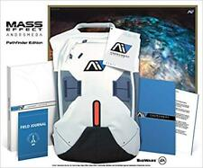 Mass Effect Andromeda Pathfinder Collectors Edition Backpack + Guide Limited