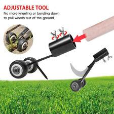 Mintiml Weeds Snatcher Weeding Hook Weed No Bending Down Remover Tool Garden