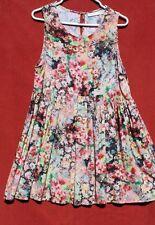 Unbranded Cotton Blend Floral Sundresses for Women