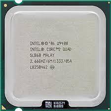 Intel Core 2 Quad Q9400 2.66GHz 6M L2 Cache 1333MHz LGA775 Desktop Processor