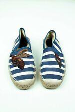 Original Gucci Men Shoes Espadrilles Multi in sz UK 9.5, USA 9