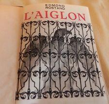 Rostand L'aiglon Editions du Panthéon 1945 / Numéroté