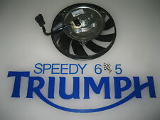 TRIUMPH DAYTONA 675 STREET TRIPLE RADIATOR COOLING ELECTRIC FAN  2006 - 2015OEM