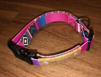 Geopetric Sz Large Dog Collar Geometric Multi Color