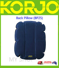 KORJO Inflatable Back Pillow Head Rest Cushion for Travel-RELIEVE BACK ACHE