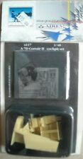 Aires 1/48 #4117 A-7D Corsair II Cockpit for Hasegawa Kit