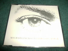 MICHAEL JACKSON YOU ROCK MY WORLD CD SINGLE