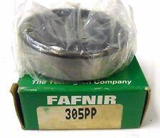 FAFNIR DEEP GROOVE BALL BEARING 305PP, 25 MM ID, 62 MM OD, 17 MM WIDTH