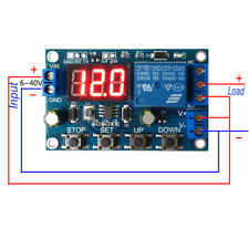 Battery Charger Discharger Board Under Voltage Over Voltage Protection Module DC