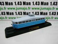 MEA21R MICHELINES & Autorails train SNCF 1/87 HO  : PLM ZZr 64 B1 CGC 1933