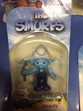 The Smurfs MOVIE Figure handy SmurffGrab 'Ems NIP