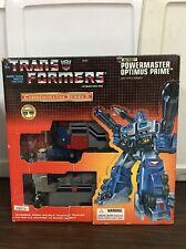 Transformers Commemorative Series II Powermaster Optimus Prime Action Figure