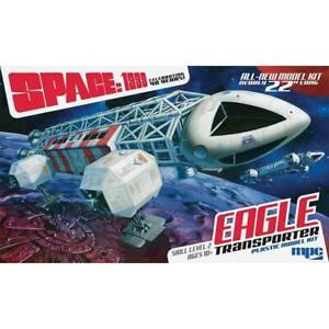 MPC MPC825/06 1/48 Space 1999 Eagle Transporter Plastic Model Space Fiction Kit
