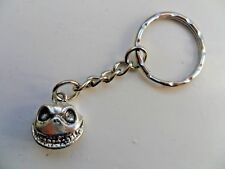 Nightmare Before Christmas Jack Skellington  Pendant Bag Charm // Keyring