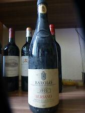 Barolo 1995 Bersano