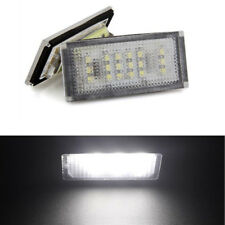 2x 18SMD License Plate Led Light Lamp for BMW 3 Series E46 4D 325i 330i 98-2003