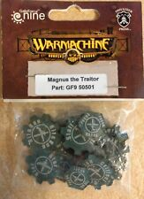 Warmachine Gale Force Nine Magnus the Traitor Gf9 50501 New