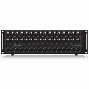 Midas DL32 32-In/16-Out Stage Box w/ 32x Midas Mic Pres, Ultranet & .  Brand New