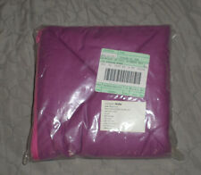 NIP The Company Store Company Kids Lacrosse Jr Doll Sleeping Bag Pink/Purple