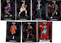2017-18 PANINI PRIZM BASKETBALL LOT OF 19 CARDS! SOME PARALLELS