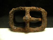Battle of Antietam Civil War Dug Relic Iron Strap Buckle Recovered in the 1930s