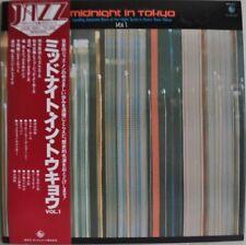 Japan Promo Jazz LP Records