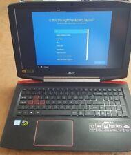 "Acer 15.6"" Intel Core i7 2.8GHz 16GB Ram 256GB SSD Windows 10 VX5-591G-75RM !!"