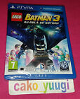 LEGO BATMAN 3 AU-DELA DE GOTHAM SONY PS VITA NEUF VERSION 100% FRANCAISE