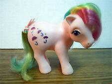 PARASOL Rainbow Earth Ponies My Little Pony G1 Vintage