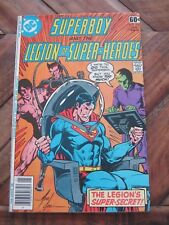 Superboy and the Legion of Super-Heroes #235 DC January 1978 - Mike Grell