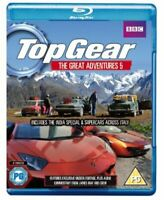 Top Gear - The Great Adventures 5 [Blu-ray] [DVD][Region 2]
