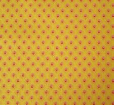 Meadow Storm BTY Victoria Findlay Wolfe Marcus Brothers Starflower Pink Yellow