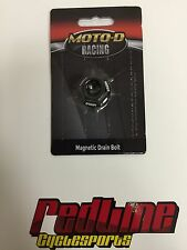 Moto-D Pre drilled oil DRAIN PLUG for BMW S1000RR #4